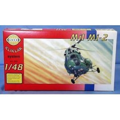 Směr modely plastové Vrtulník Mi 2             1:48