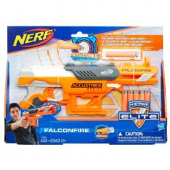 Hasbro B9839 Nerf Accustrike FalconFire pistole