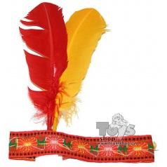 dětská indiánská čelenka Rybana