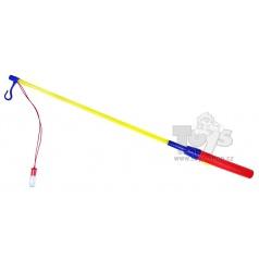 hůlka pro lampion se světlem
