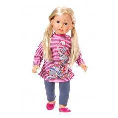 Zapf Creation 877630 panenka Sally, blondýna