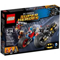 Lego 76053 Super Heroes Batman: Motocyklová honička v Gotham City