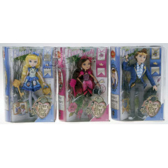 Mattel Ever After High panenka EAH Šlechtici CBR49