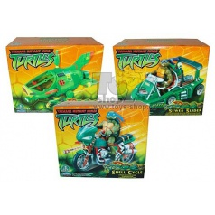 TMNT želvy Ninja - bojový Pogo Copter