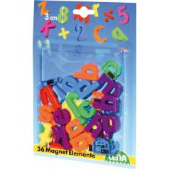 Magnetická písmena malá, 30 mm