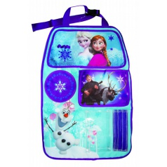 "Chránič sedadla s kapsami""Frozen"""