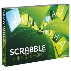 Mattel Scrabble Originál česká verze