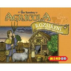 hra Agricola rozšíření hry