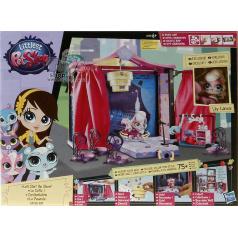 Hasbro LPS Prohlídkové molo hrací set Littlest Pet Shop