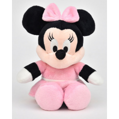 DINO  WD Disney postavička plyšový Minnie flopsie refresh 25cm