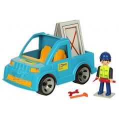 IGRÁČEK - řemeslník + auto