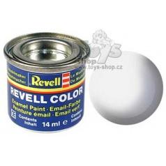 Barva Revell emailová lesklá bílá č. 04