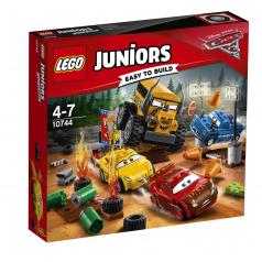 Lego Juniors 10744 Cars Závod Thunder Hollow Crazy 8