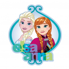 Polštář 3D Frozen