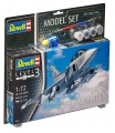 Revell 63956 ModelSet letadlo - Saab JAS-39D GRIPEN TwinSeater (1:72)