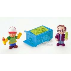 Mattel Handy Manny základní figurky