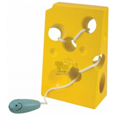 Woody Provlékadlo sýr s myškou