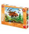 Dino dětské puzzle Tatra na cestách 100XL