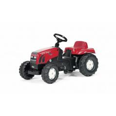 ROLLYTOYS 012152 Šlapací traktor Zetor 11441 červený