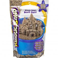 Kinetic Sand - Hnědý kinetický písek 680 g