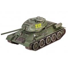 Revell Plastic Model Kit tank 03302 - T-34/85 (1:72)