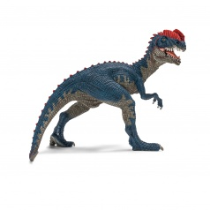 Prehistorické zvířátko - Dilophosaurus