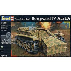Revell 03041 Borgwart IV Ausf. A