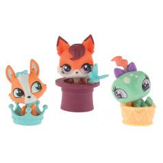 Hasbro Littlest Pet Shop ZVÍŘÁTKO BALENÍ V SÁČKU (24)