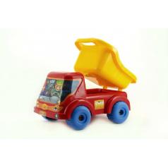 Auto nákladní s korbou plast 30cm 24m+