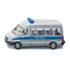 SIKU Blister - Policejní mikrobus