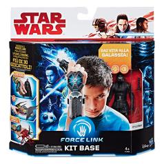 "Hasbro Star Wars E8 Starter Set ""Force Link"" s figurkou"