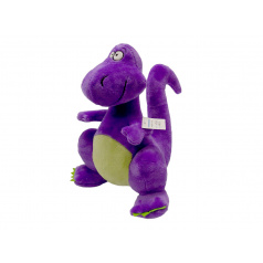 Fialový dinosaurus