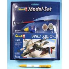 Revell ModelSet letadlo 64192 - Spad XIII C-1 (1:72)