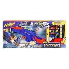 Hasbro C0787 Nerf Nitro Motofury Rapid Rally