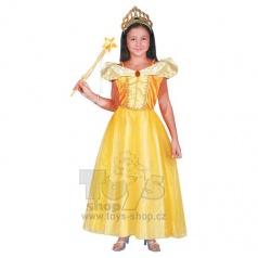 Dětský karnevalový kostým princezna Belinda vel. XS