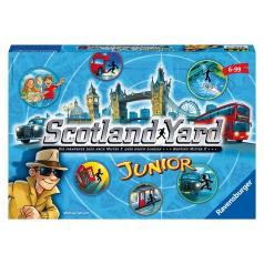 Společenská hra Ravensburger Scotland Yard junior