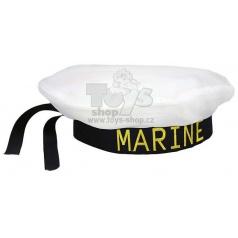 Karnevalová čepice námořnická dětská