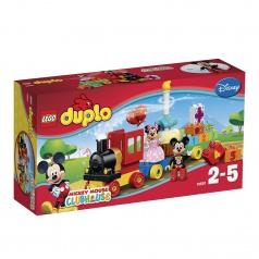 Lego Duplo 10597 Přehlídka k narozeninám Mickeyho a Minnie