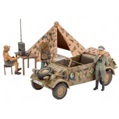 "Revell 03253 Plastic ModelKit military - German Staff Car Type 82 ""Kübelwagen"" (1:35)"