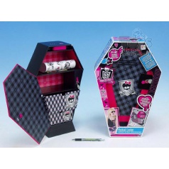 Monster High Tajemná skříňka se zvukem