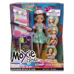MGA Moxie Girlz s kouzelnými razítky na vlasy