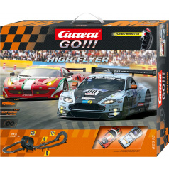 Carrera Autodráha GO High Flyer 62315