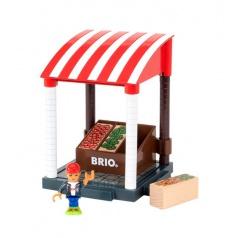 BRIO 33946 Obchod se zeleninou