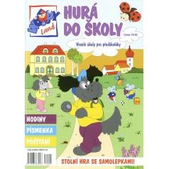 """Časopis """"WOODYLAND"""" SPECIÁL, Hurá do školy"""