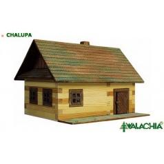 Walachia dřevěná stavebnice - Chalupa