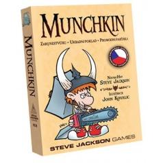 ADC Blackfire hra Munchkin