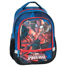 Školní batoh dvoukomorový Spiderman