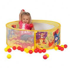 John dětský bazének Medvídek Pú + 30 míčků