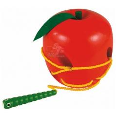 Woody Provlékadlo, Jablko s červíkem