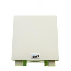Baff Drum Box 30cm - bílý